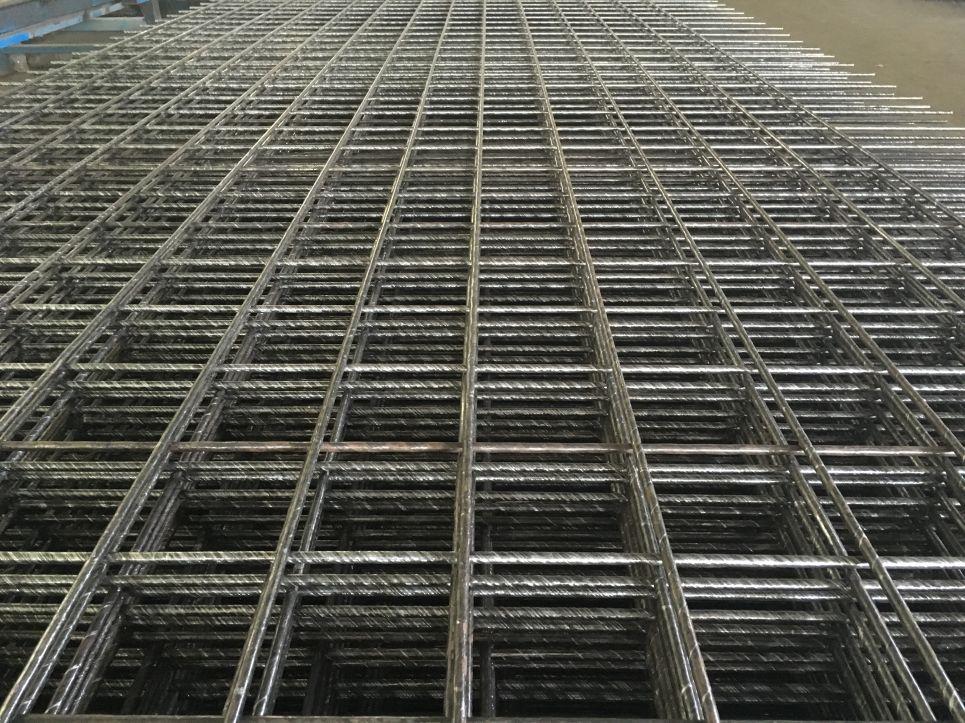 Lưới kẽm hàn ô vuông