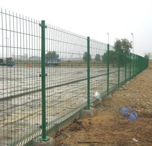 thi công hàng rào lưới thép hàn