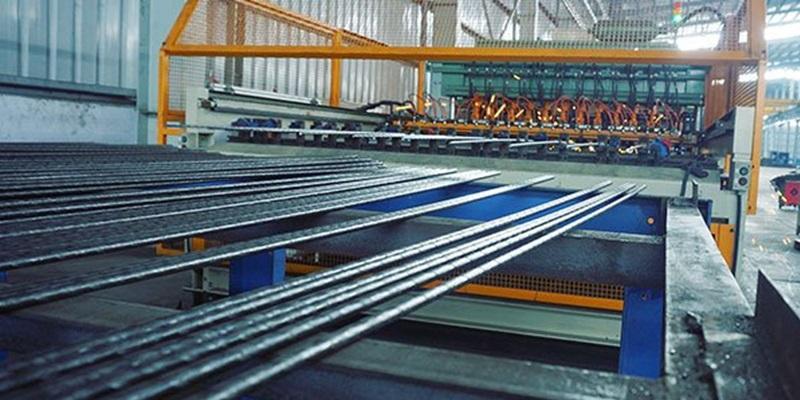 Quy trình sản xuất lưới thép hàn mạ lẽm